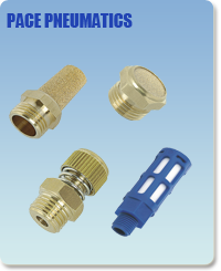 Pneumatic silencer, Muffler,Pneumatic Fittings, Air Fittings, one touch tube fittings, Pneumatic Fitting, Nickel Plated Brass Push in Fitting