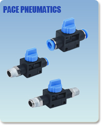 Hand Valve,Pneumatic Fittings, Air Fittings, one touch tube fittings, Pneumatic Fitting, Nickel Plated Brass Push in Fittings