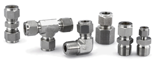 Stainless-Steel-Compression-Fittings