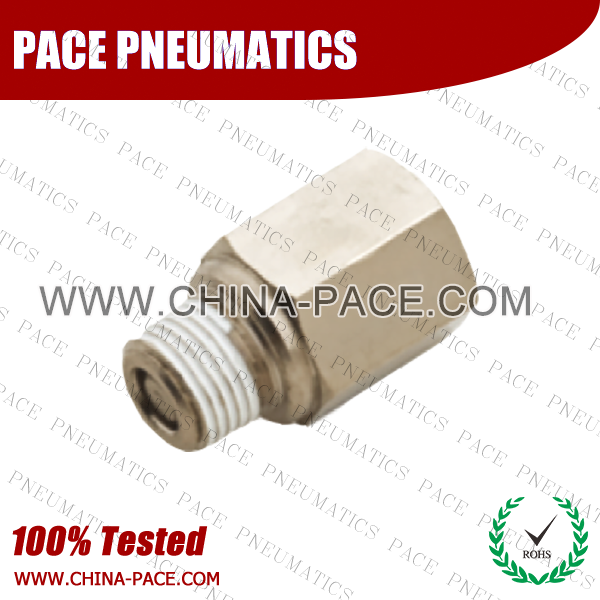 Male To Female Straight Check Valve, Push To Connect Check Valve, One Way Check Valve