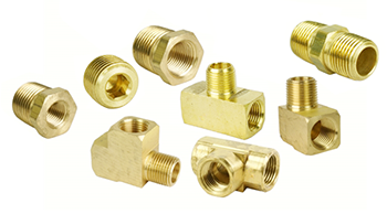 Brass Air Brake Pipe Fittings