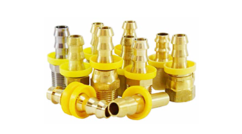 Push On Hose Barb Fittings