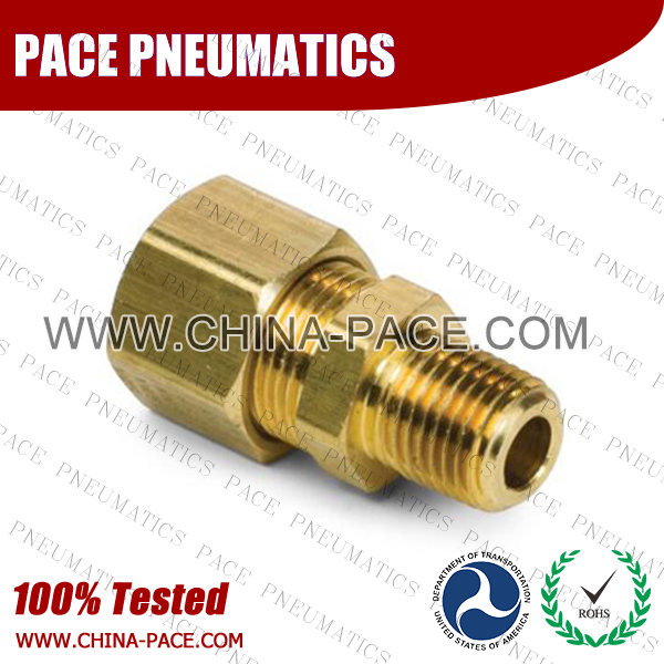 Male Adapter Brass Compression Fittings, Air compression Fittings, Brass Compression Fittings, Brass pipe joint Fittings, Pneumatic Fittings, Air Fittings, Pneumatic connectors, Air Connectors, pneumatic Components
